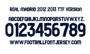REAL-MADRID-2012-2013-FONT-TTF