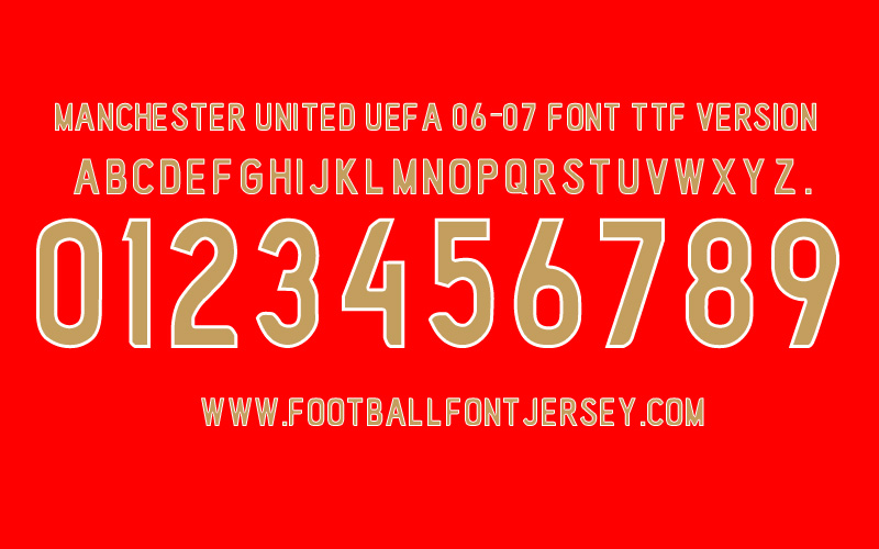 manchester-united-ucl-06-07-font
