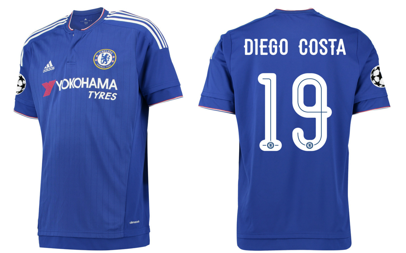 Chelsea 2015 2016 Ucl Font Ttf Otf And Vector