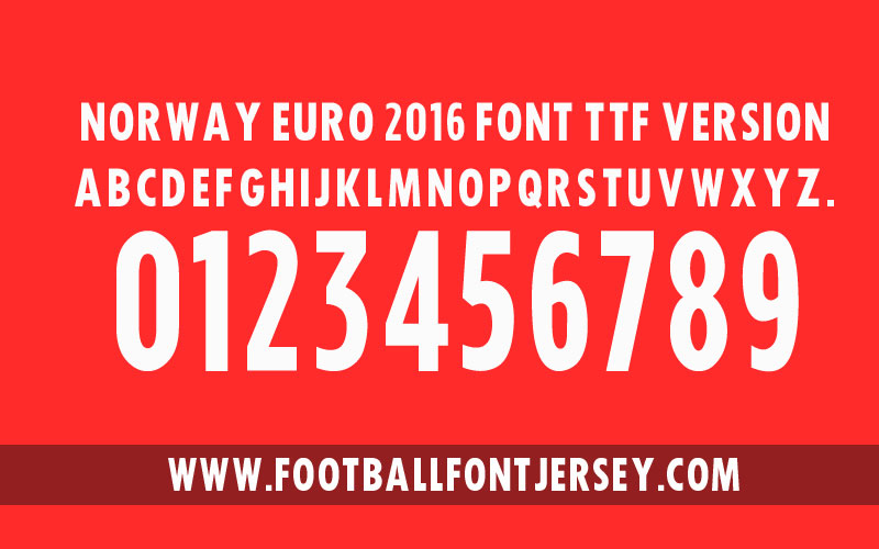 norway-euro-2016-font-download