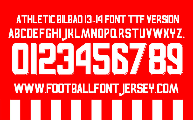 ATHLETIC-BILBAO-FONT-2013-2014-DOWNLOAD