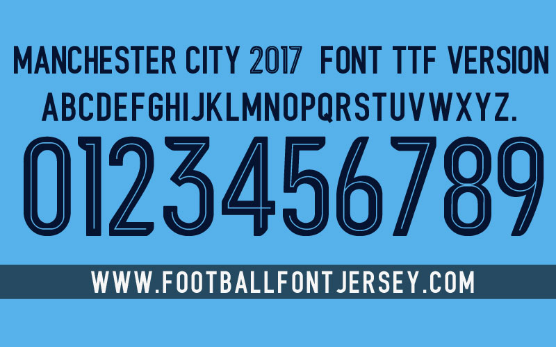 MANCHESTER-CITY-2017-FONT-DOWNLOAD